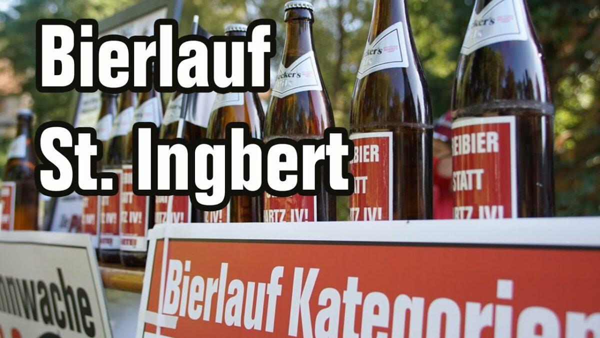 Bierlauf in St. Ingbert – hier sind die Beweise!