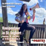 Kneipentour in St. Ingbert am 26. Juni 2021