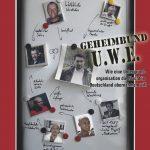"""Geheimbund U.W.E. – Cover von """"UWE"""""""